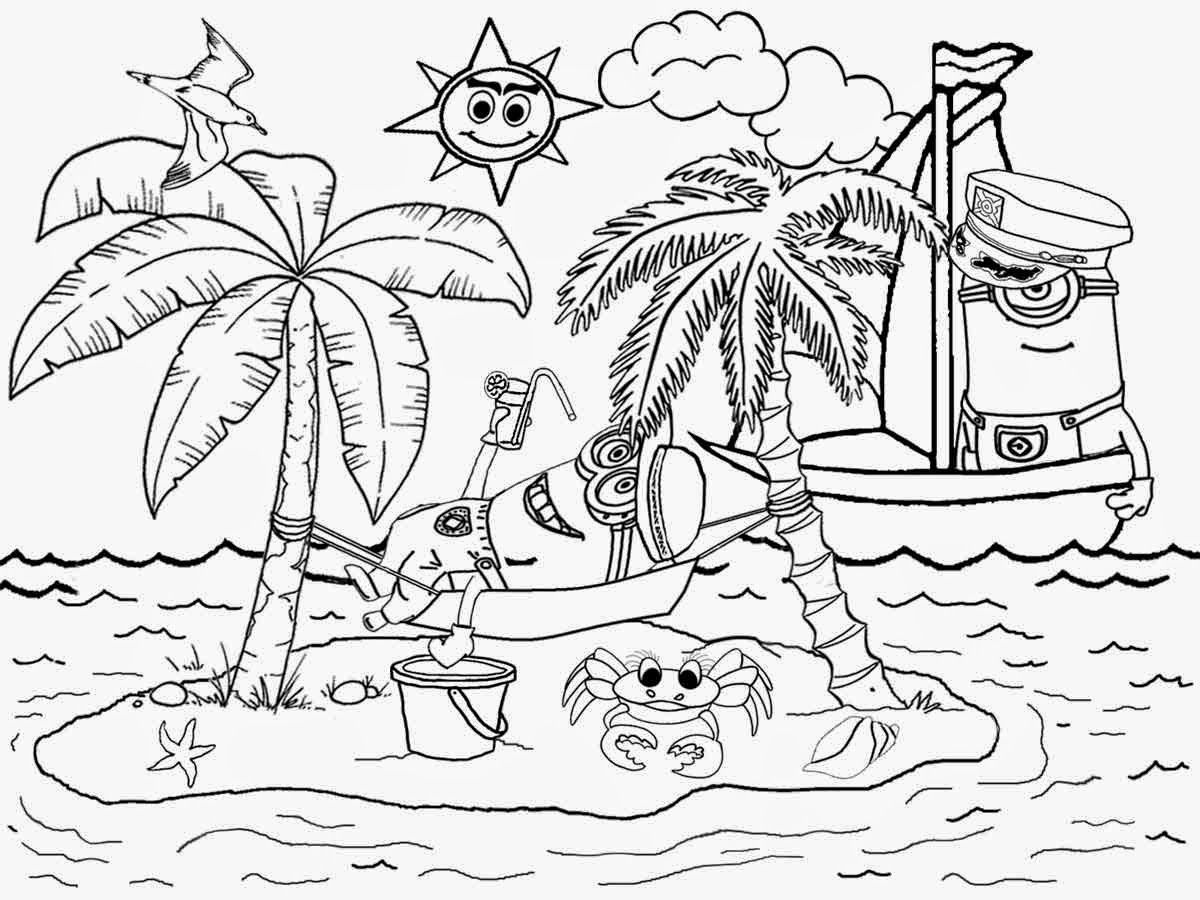 kids coloring pages freeware printable - photo#22