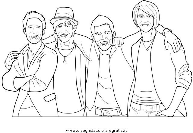 big time rush coloring pages printable - big time rush coloring pages to print page 1 coloring home