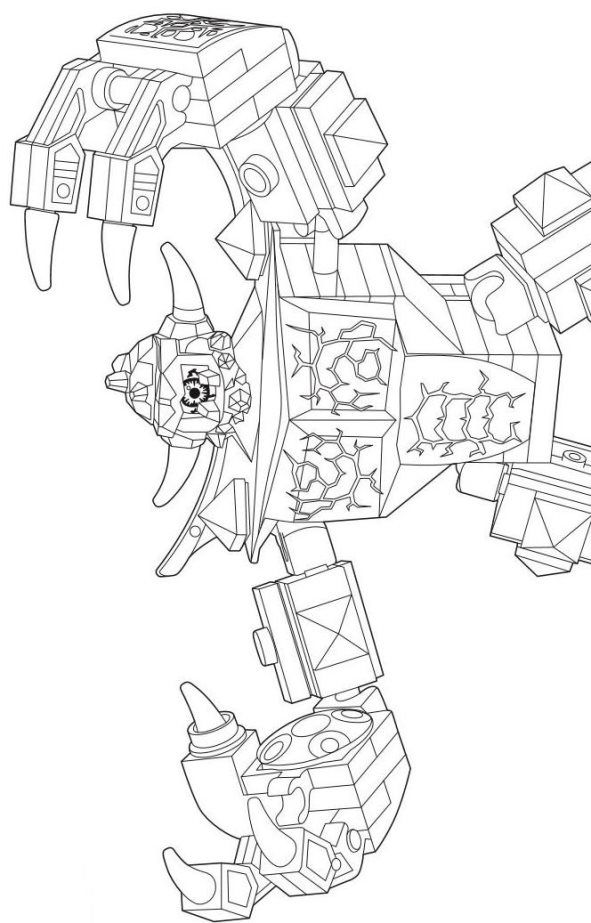 lego knight coloring pages   Lego Nexo Knights Coloring Pages - Coloring Home