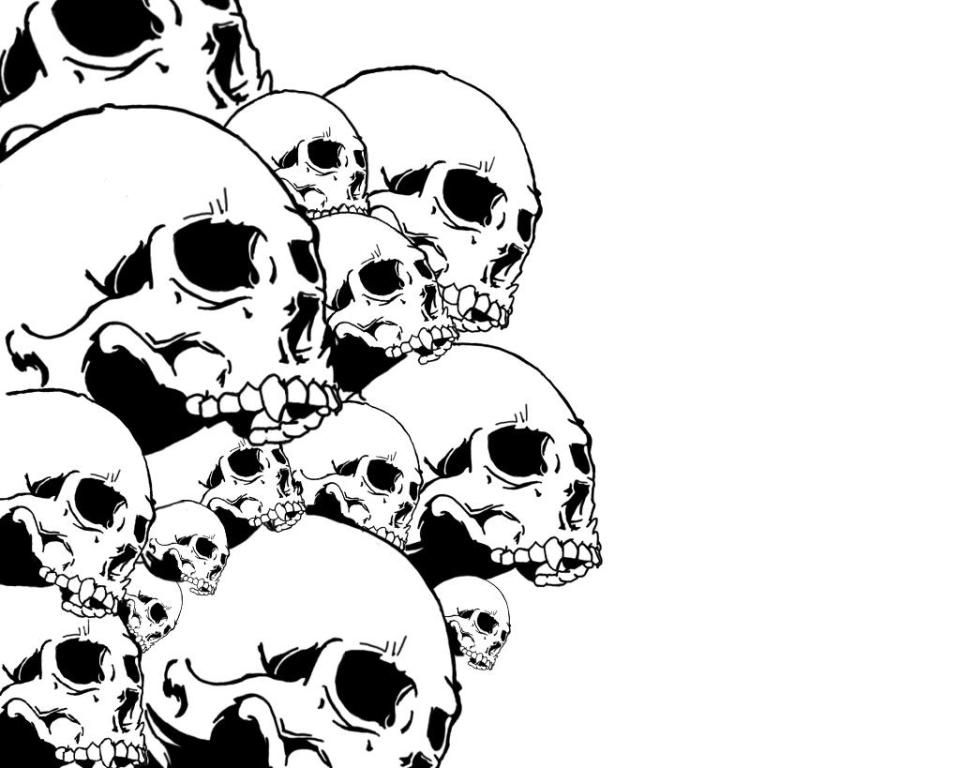 Adult Coloring Pages Printable Skulls Coloring Home