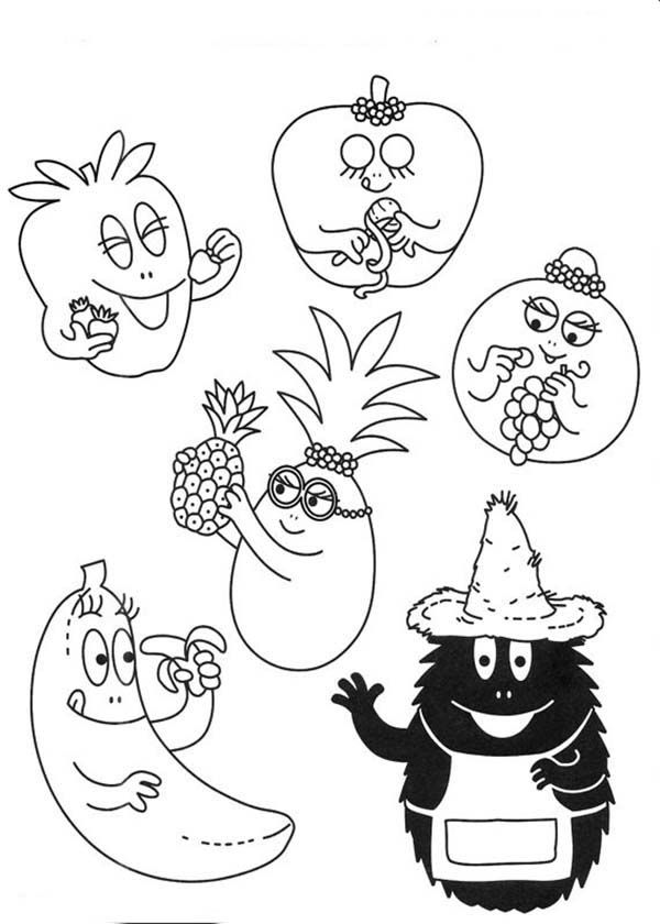 Outside Coloring Pages - Coloring Home
