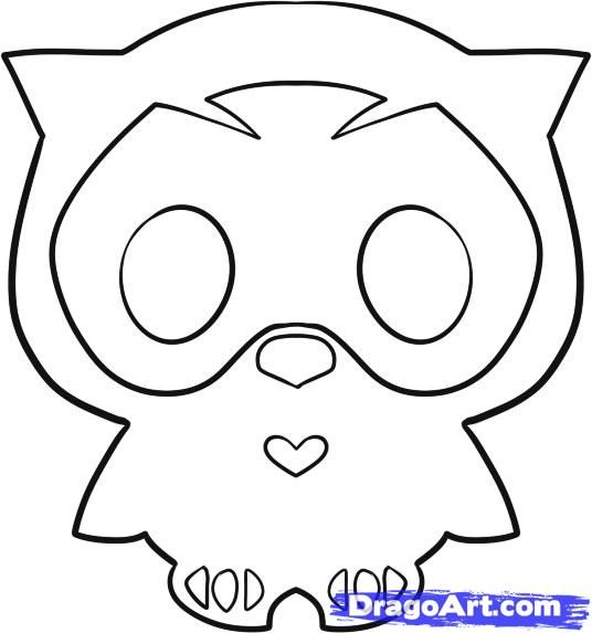 skeleanimals coloring pages - photo#6