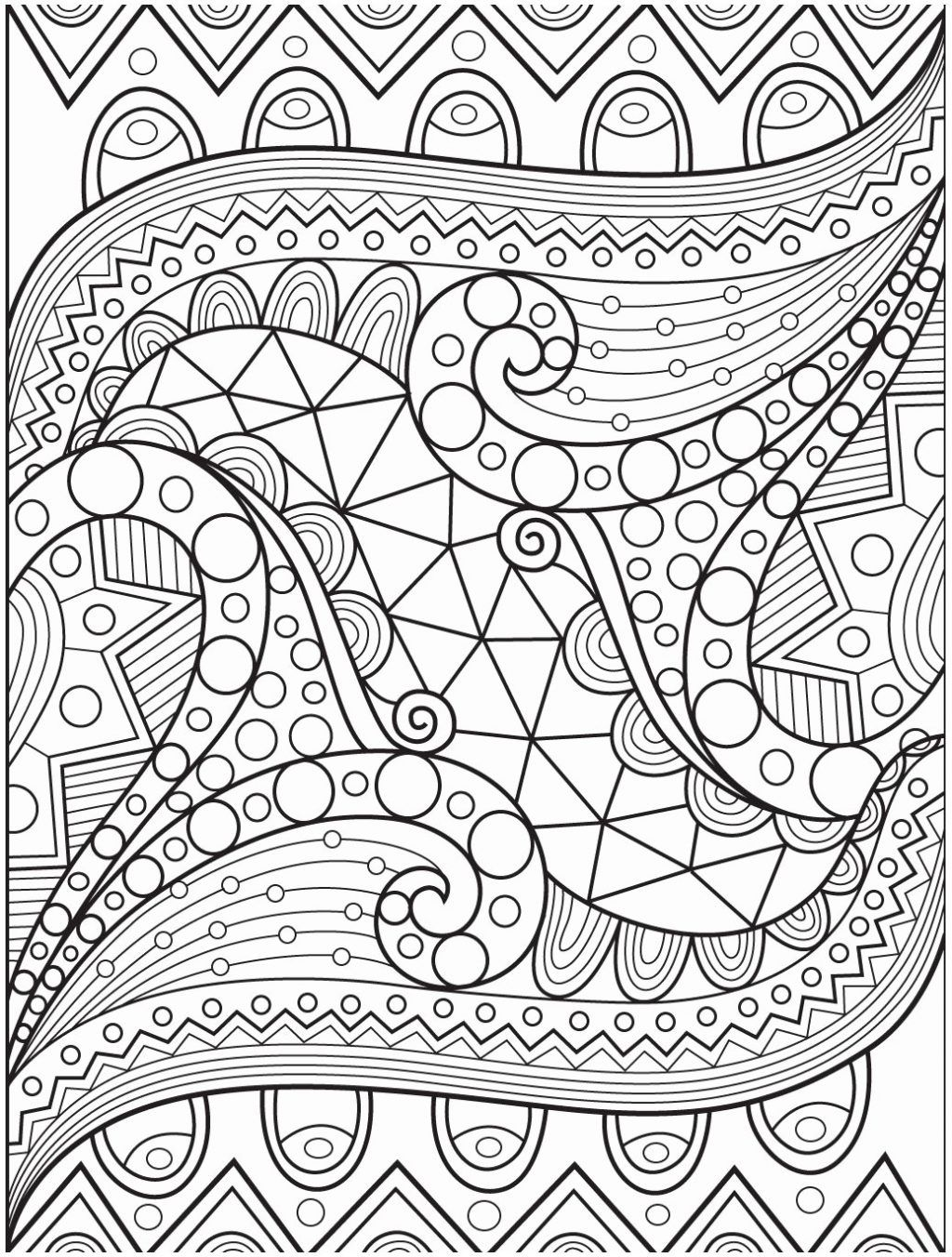 Relax Coloring Pages Coloring Home