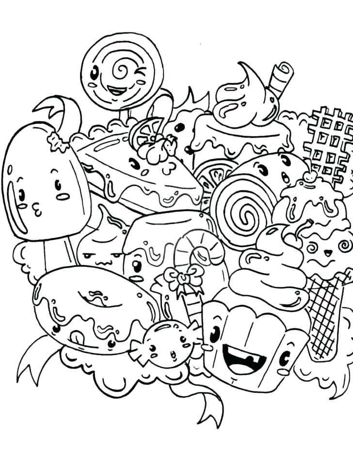 Coloring Page Sheets Medium Size Of Candy With Wallpaper - Candy ...