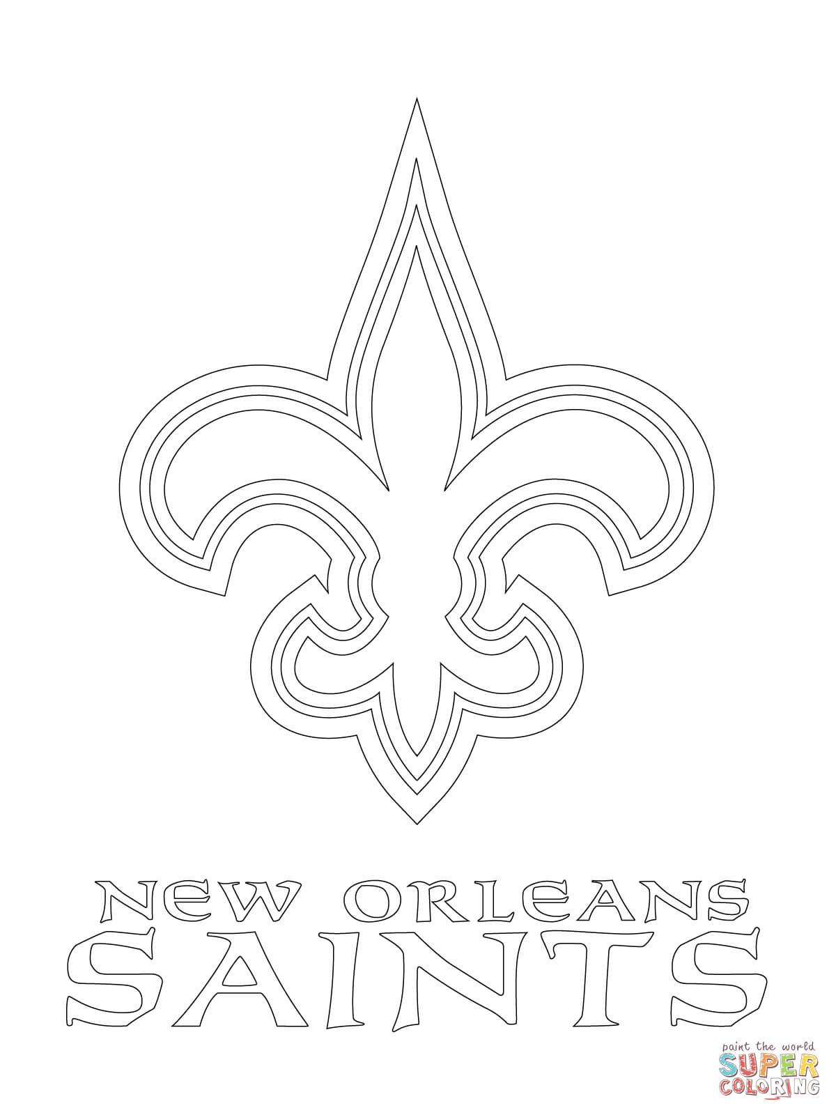 Patriots Logo Coloring Page Download