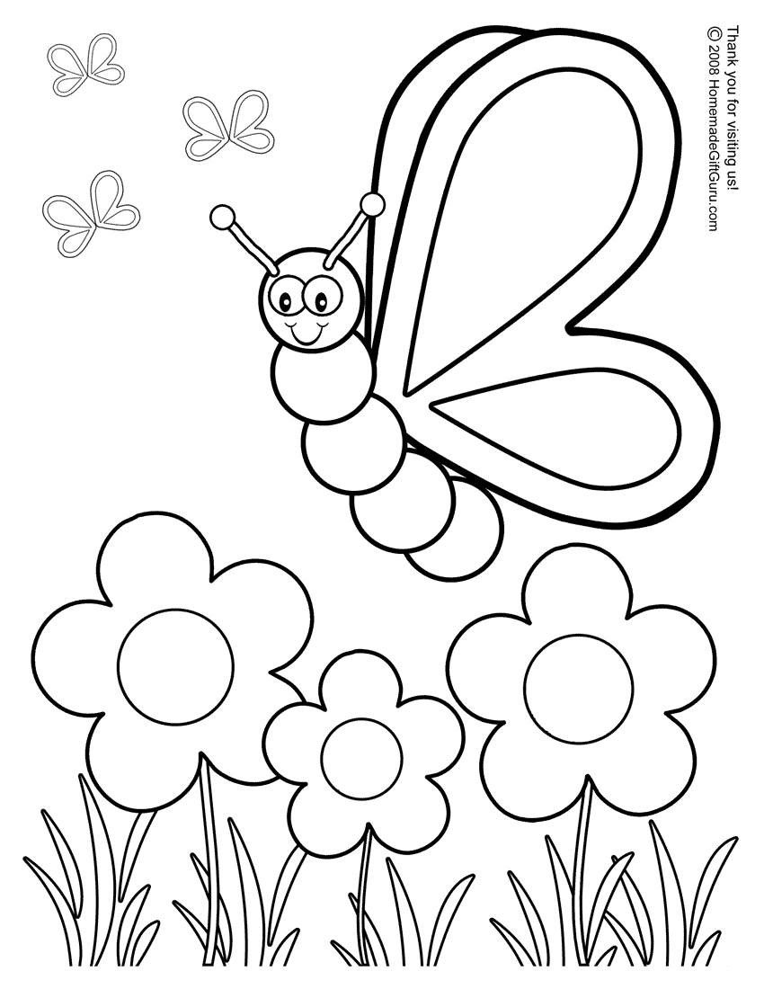 Weather Coloring Pages Preschool - Coloring Home