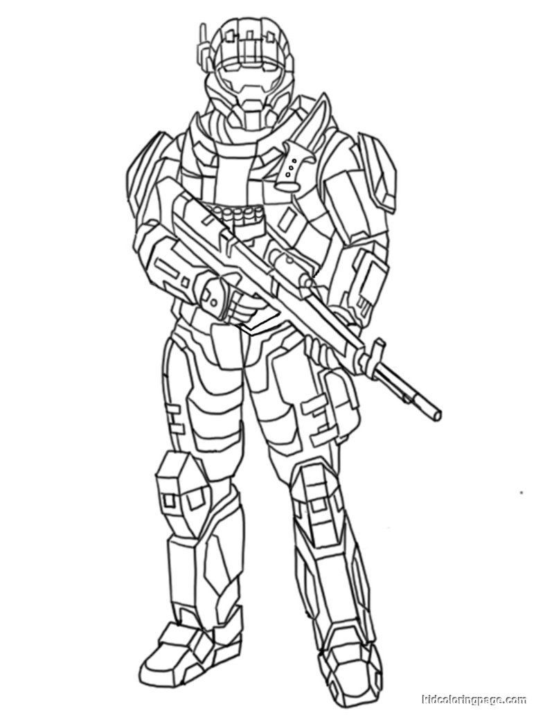 Halo printable coloring pages coloring home for Gi joe coloring pages