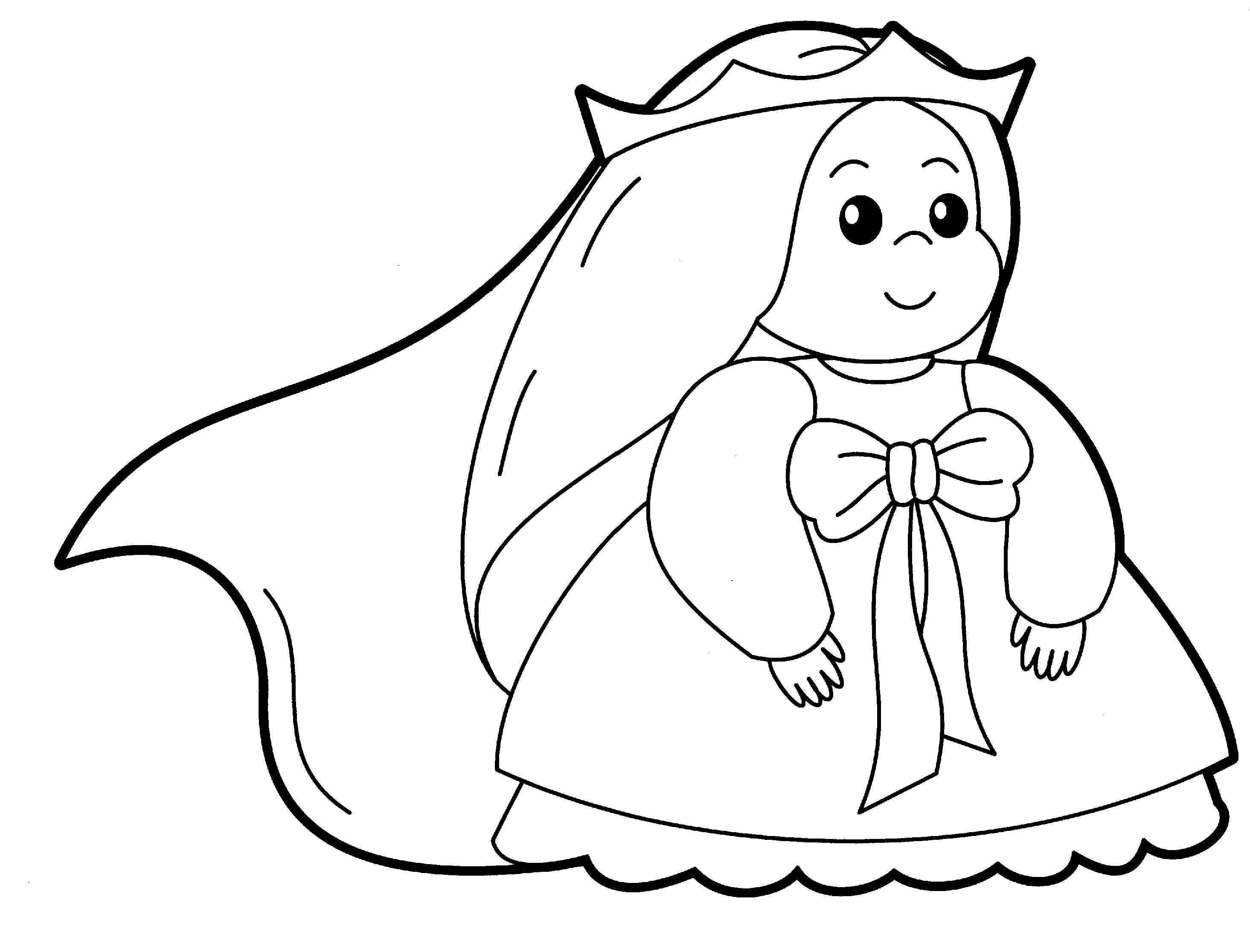 People Coloring Pages Free - Coloring Home
