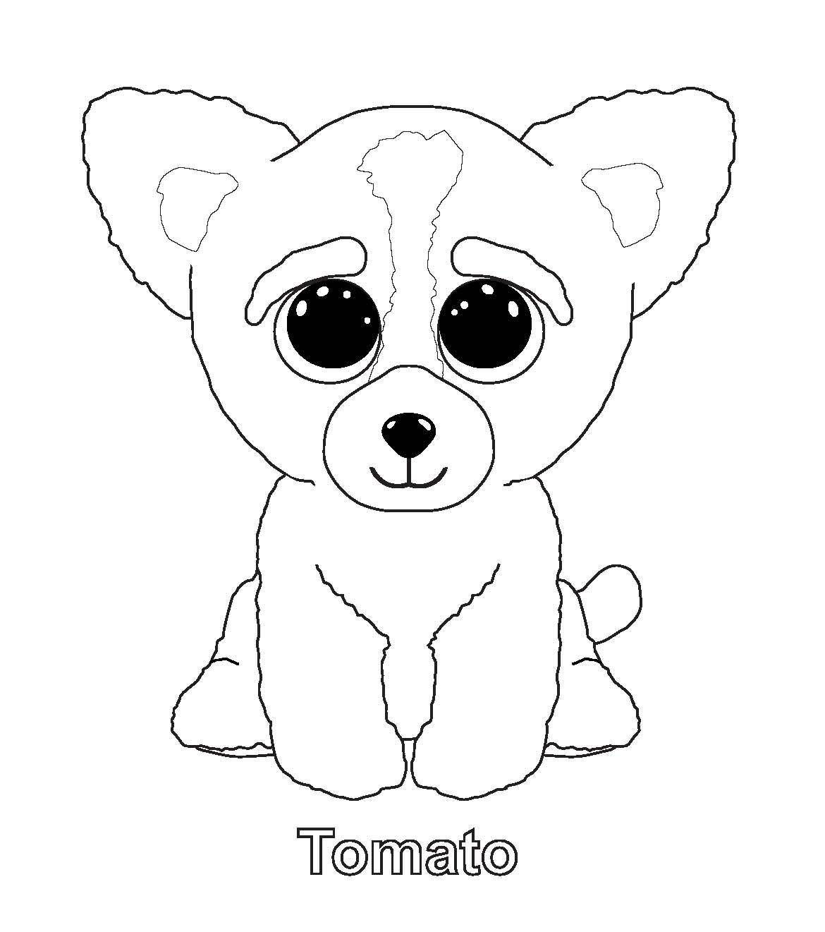 boo boo coloring pages - photo#35