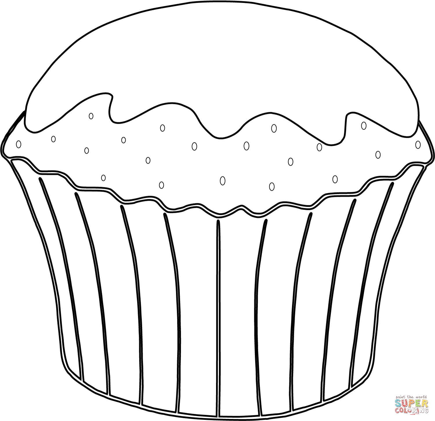 Clip Art Snack Coloring Pages snacks coloring page az pages food free pages
