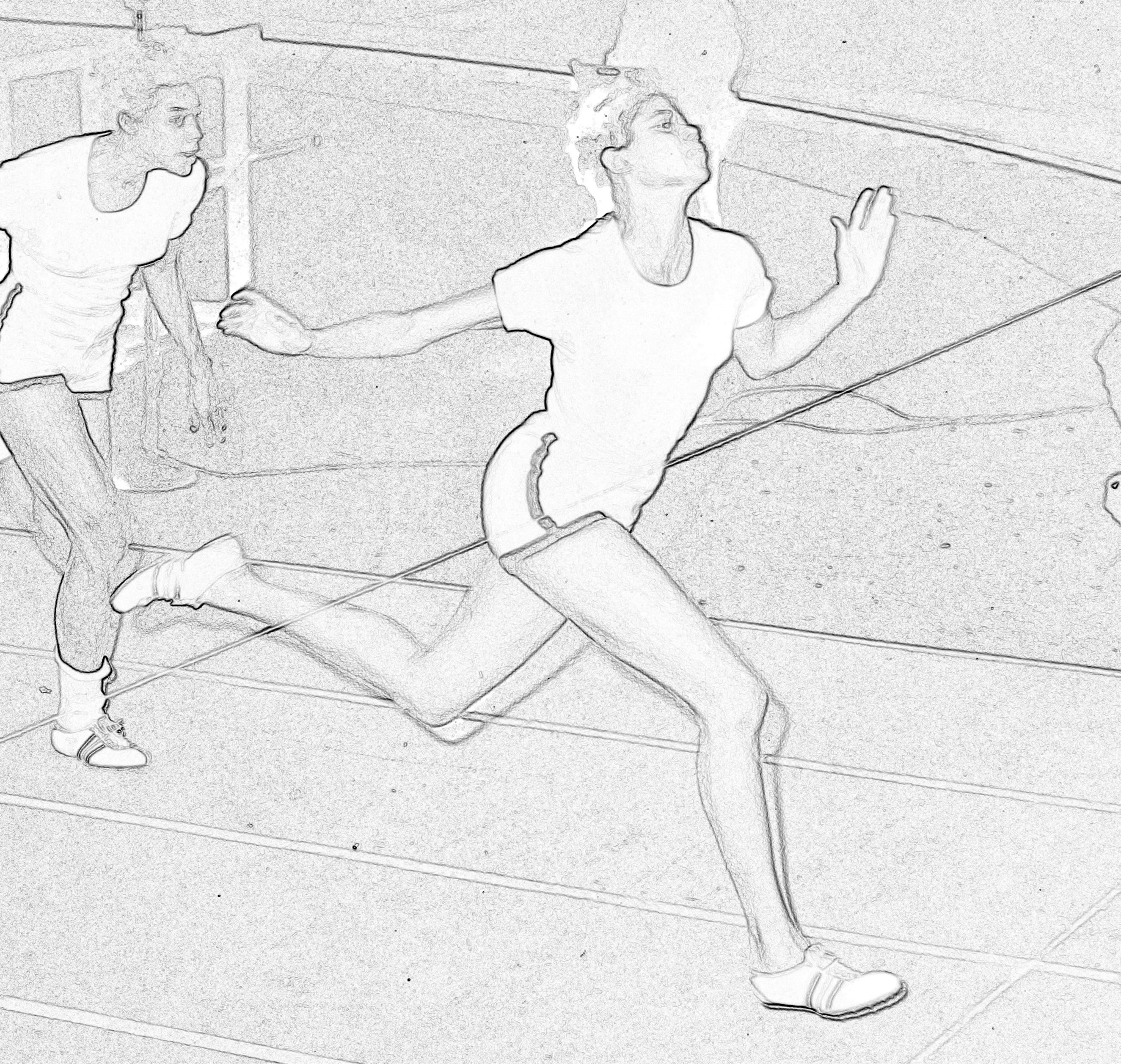 Wilma Rudolph Coloring Pages - Master Coloring Pages