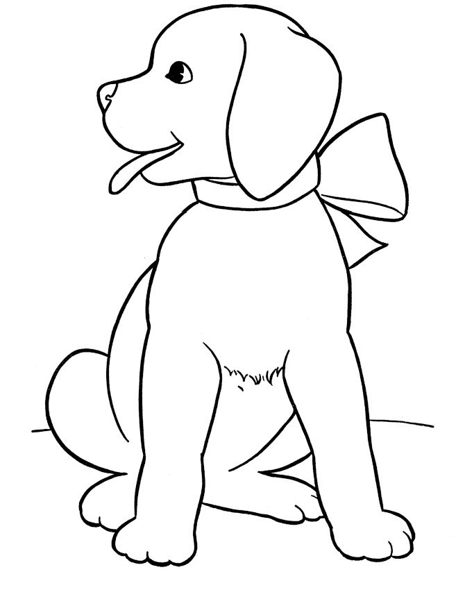 biscuit coloring pages - photo#13