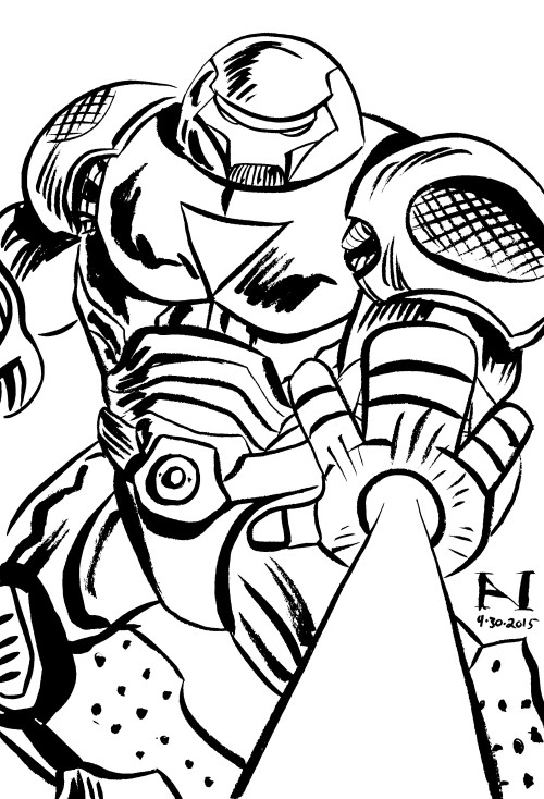 Hulk Buster Coloring Pages Coloring Home