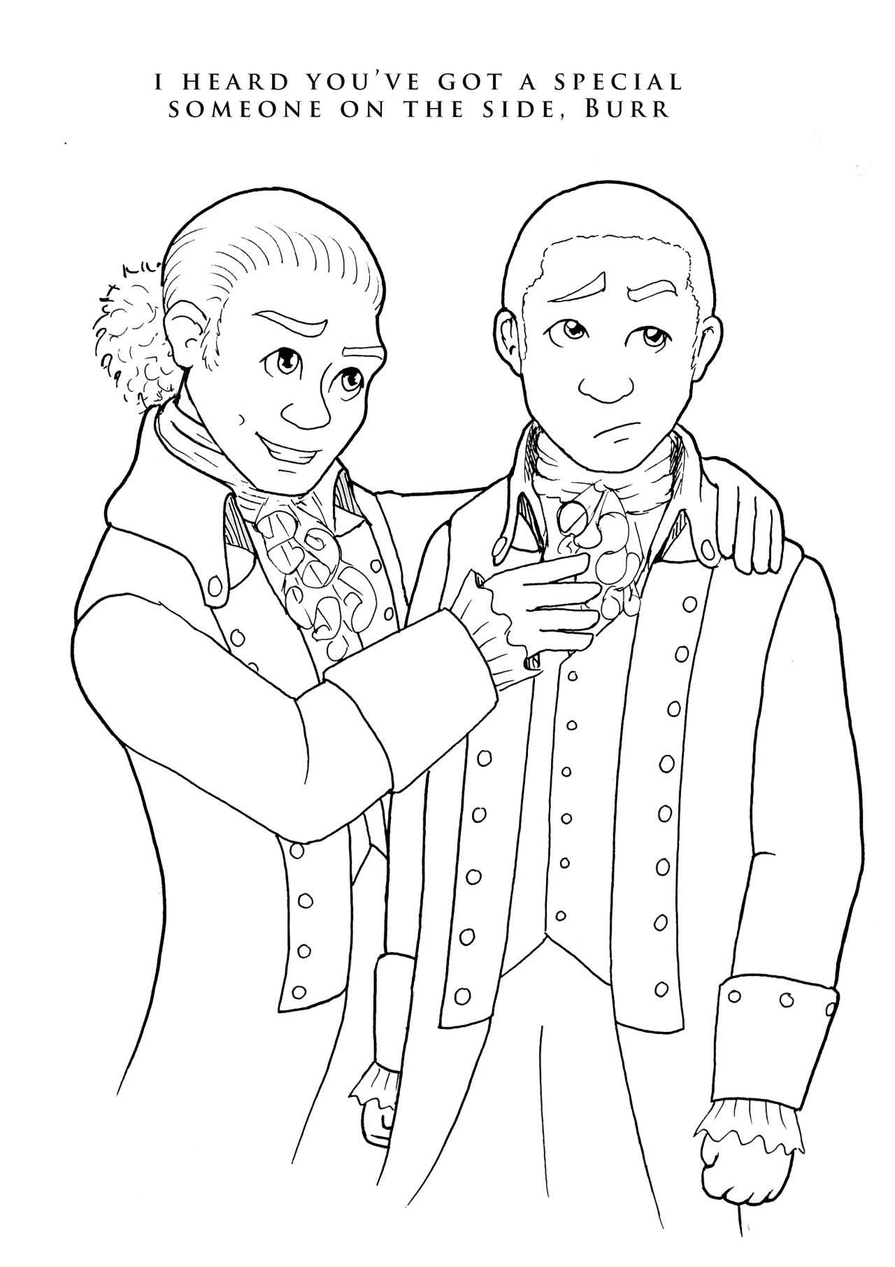 Alexander Hamilton Coloring Pages Coloring Home