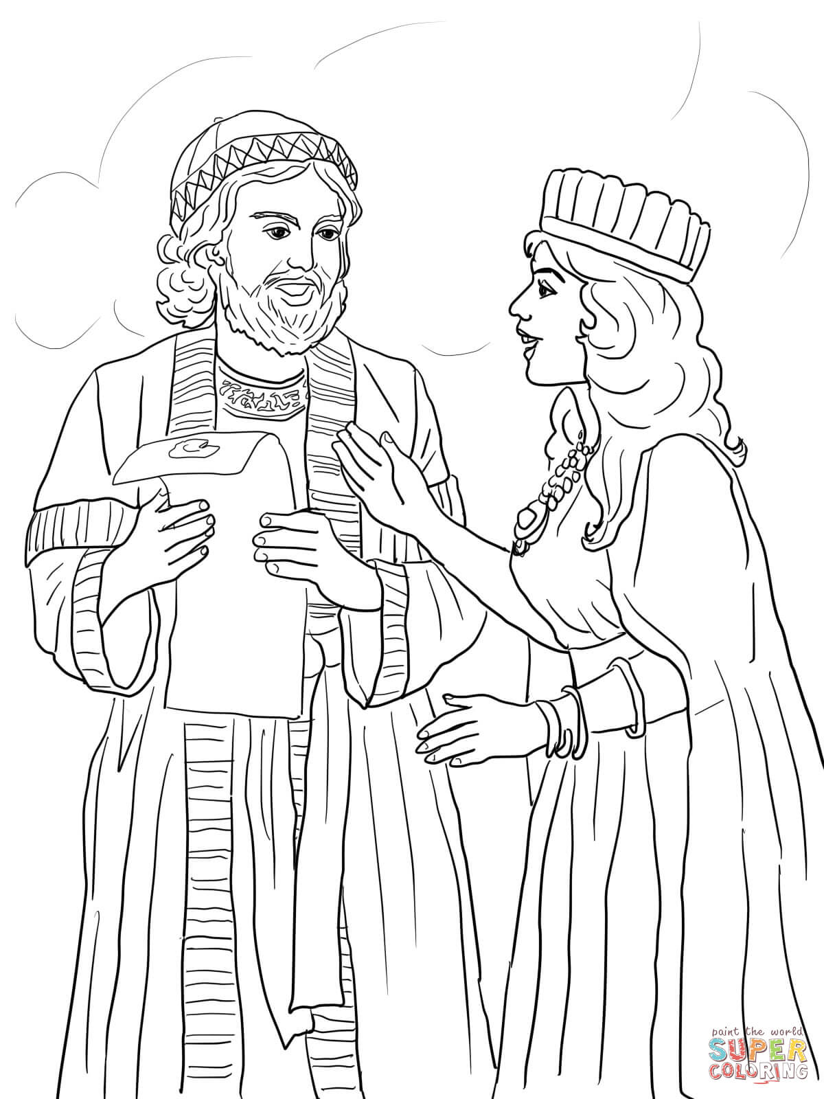 It's just a picture of Decisive queen coloring pages