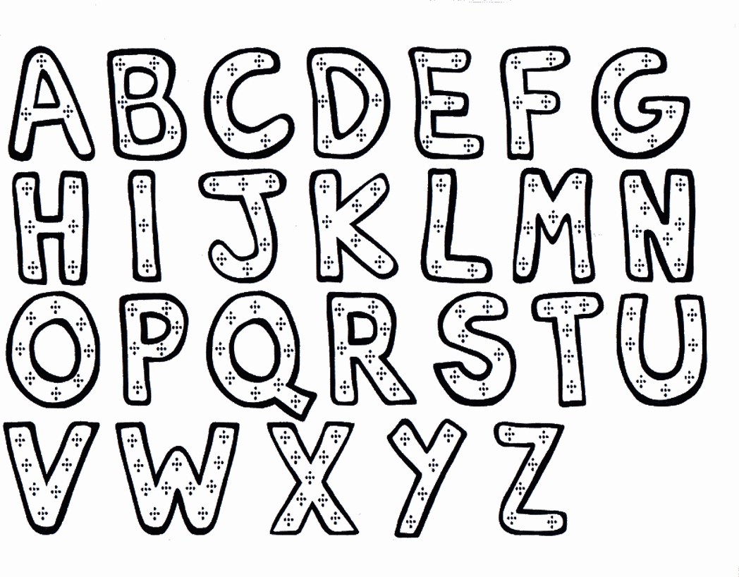 Coloring Pages Alphabet Coloring Pages To Print Free the letter a coloring pages printable toys alphabet color free pages