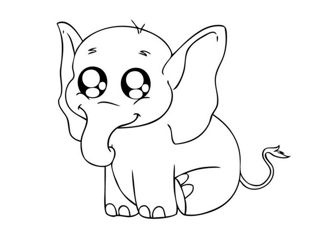 Cute Baby Monkey Coloring Pages Printables - Coloring Home