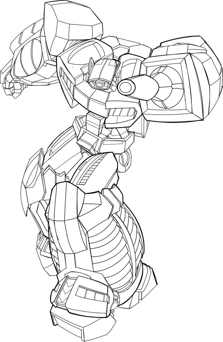 Rescue Bots Coloring Pages Pdf : Pics of optimus prime rescue bots coloring pages
