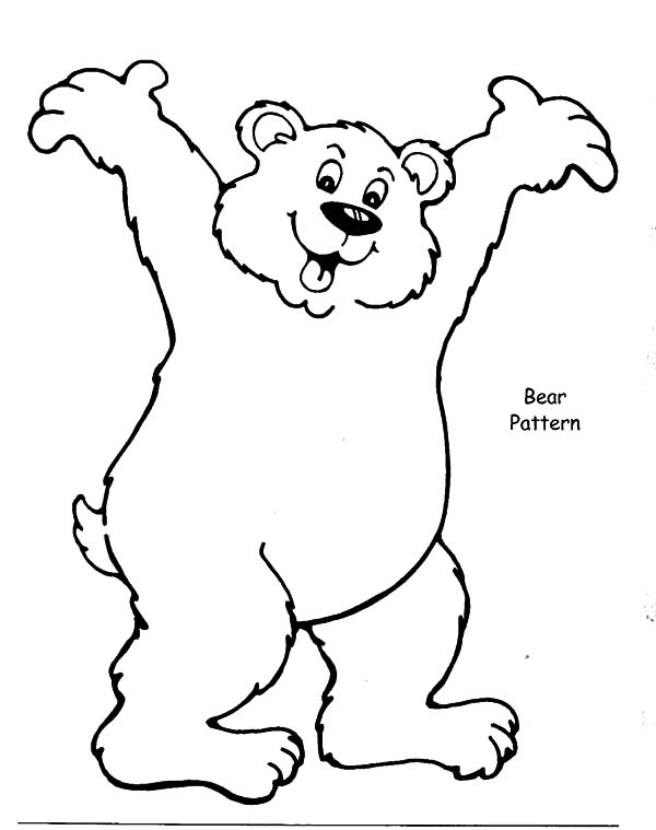 Brown Bear Brown Bear What Do You See Coloring Pages Brown What Do You See Coloring Pages