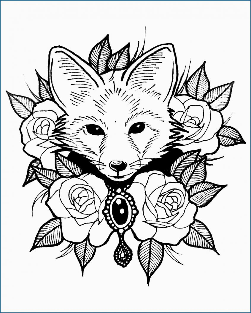- Hard Animals Coloring Pages - Coloring Home