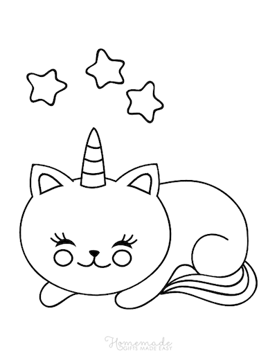 75 Magical Unicorn Coloring Pages for Kids & Adults | Free Printables