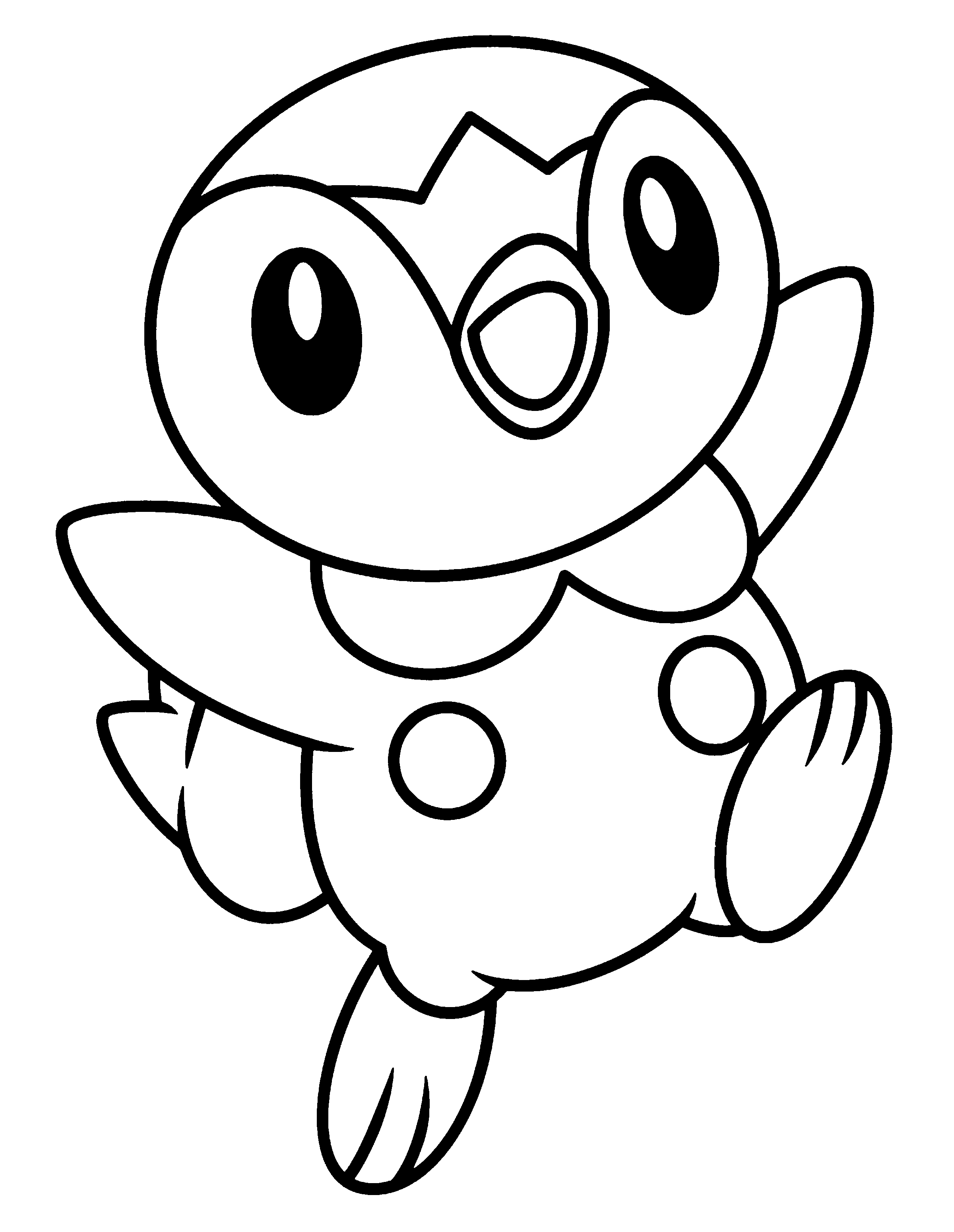 55+ Pokemon Coloring Pages For Kids