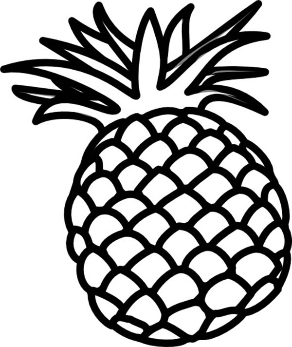 - Philippines Queen Sweetest Pineapple Coloring Page - Download & Print  Online Coloring Pages For Free Color Nimbus - Coloring Home