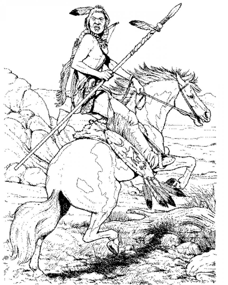 native dancer coloring pages indian women coloring page ...