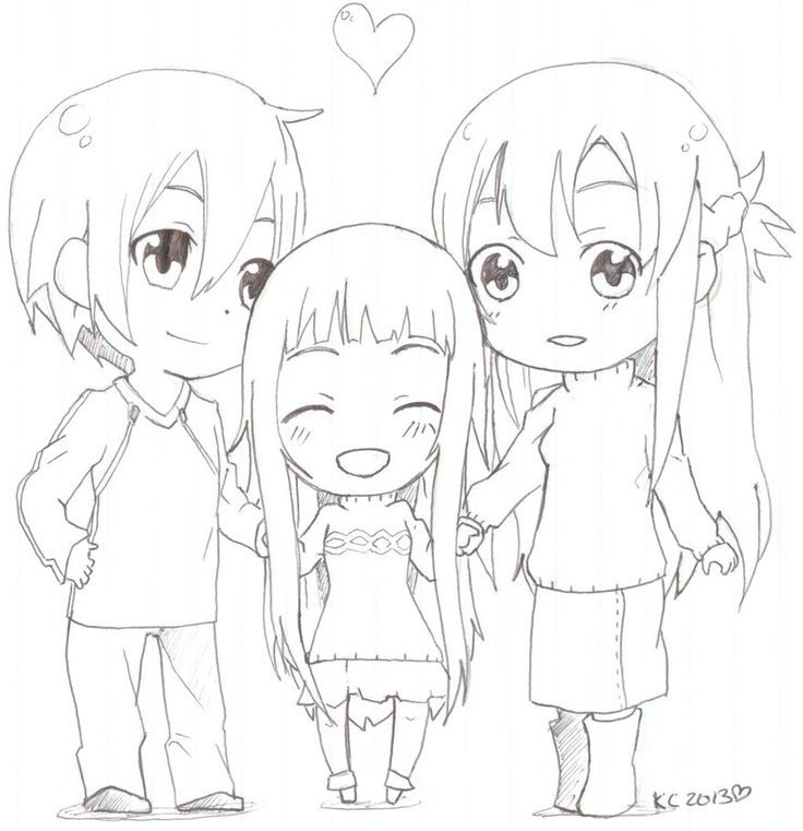 Sword Art Online Coloring Page | Colouring In Pages ...