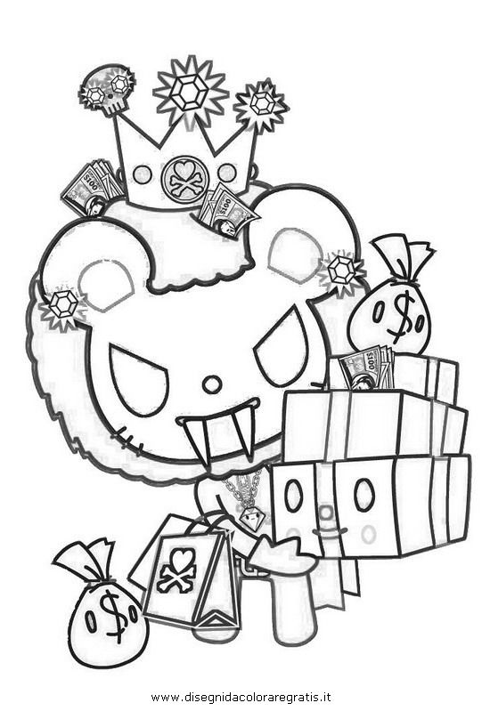 14 pics of tokidoki unicorno coloring pages tokidoki coloring coloring home