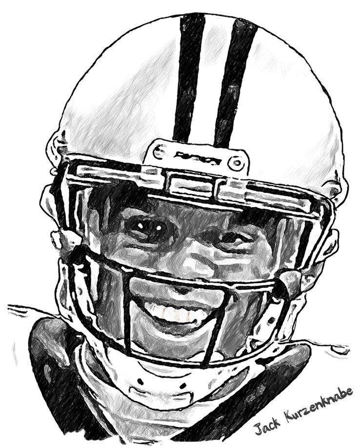 print coloring pages of cam newton | camnewton Colouring Pages ...