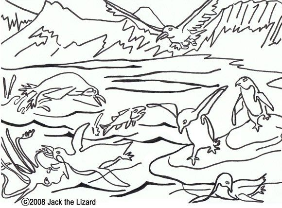 habitat lego coloring pages - photo #17