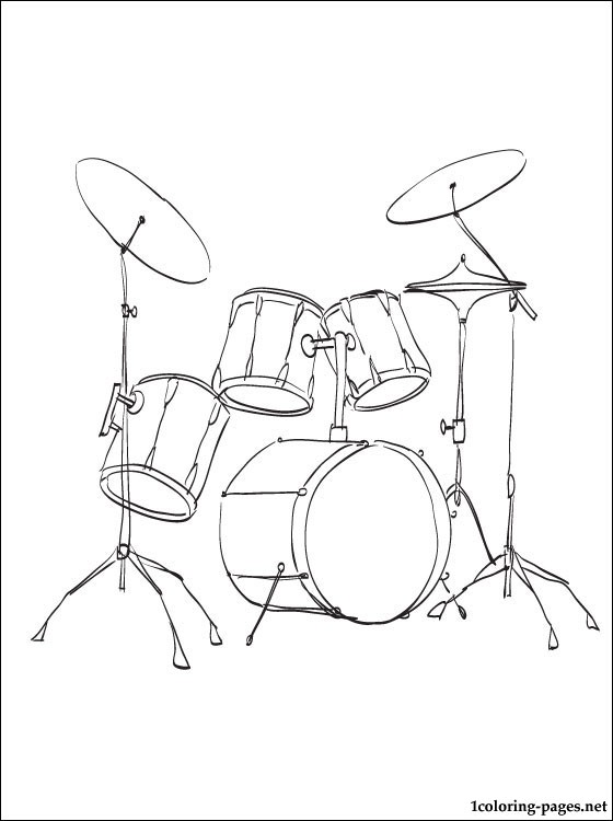 drums coloring pages coloring home drums coloring pages coloring home