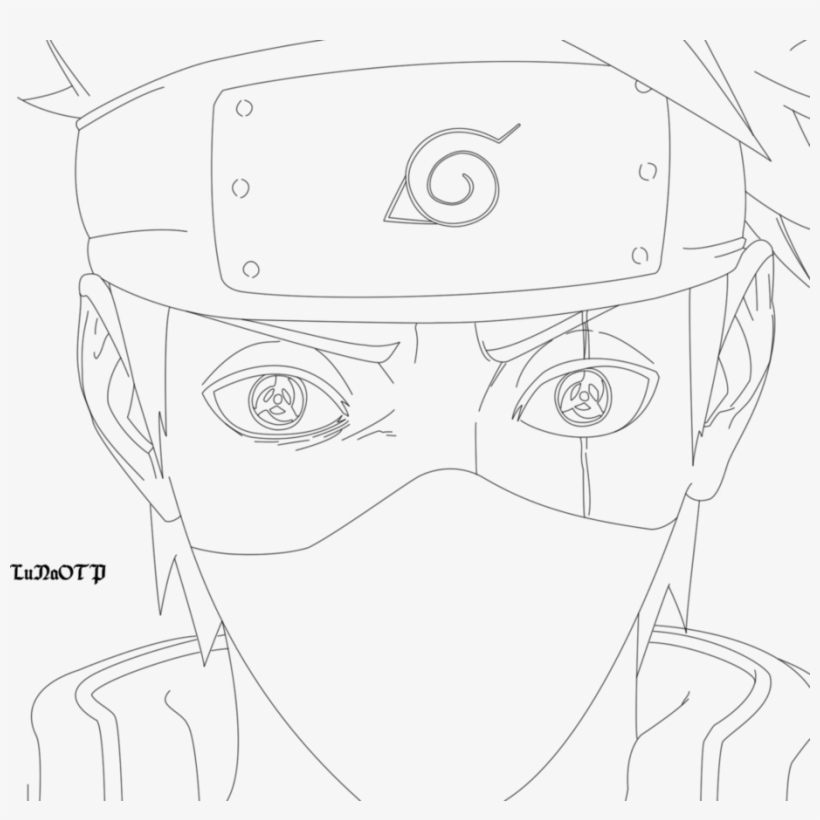 Kakashi Of The Sharingan - Kakashi Hatake Transparent PNG - 916x872 - Free  Download on NicePNG