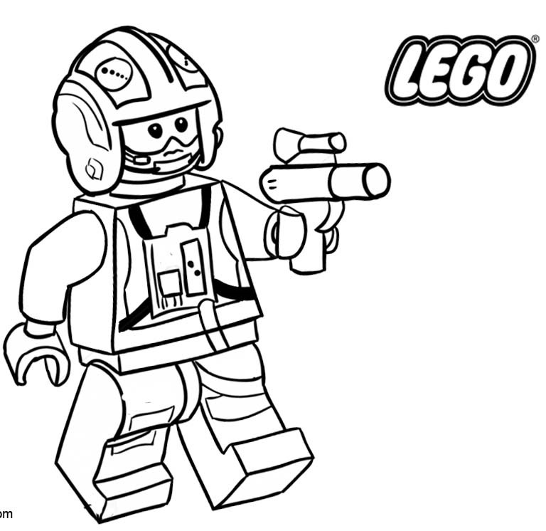 - Lego Star Wars Coloring Pages €� Coloring.rocks! - Coloring Home