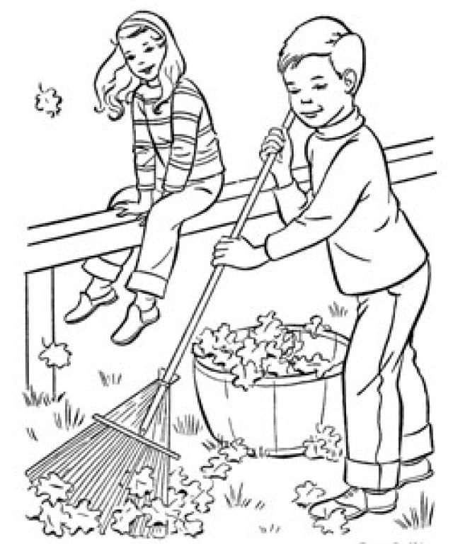 Helping Others Coloring Page Coloring Home