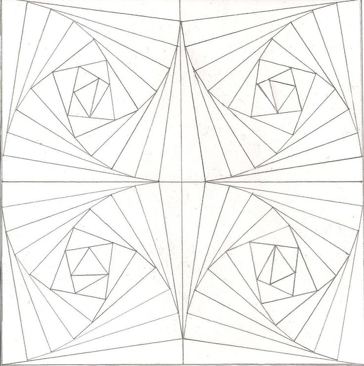 Optical Illusion Coloring Pages Coloring Home