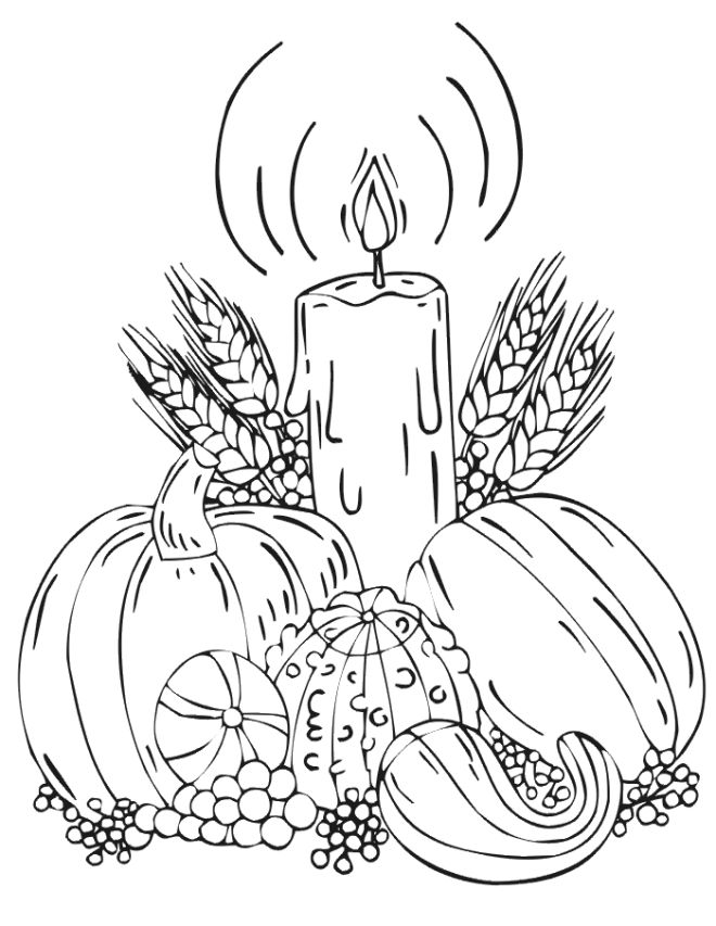 Fall harvest coloring pages coloring home for Free harvest coloring pages