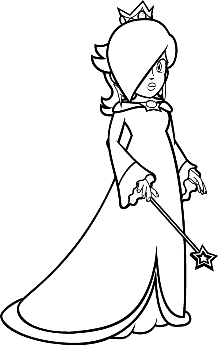 Uncategorized Rosalina Coloring Pages 14 pics of princess rosalina luma coloring pages princess