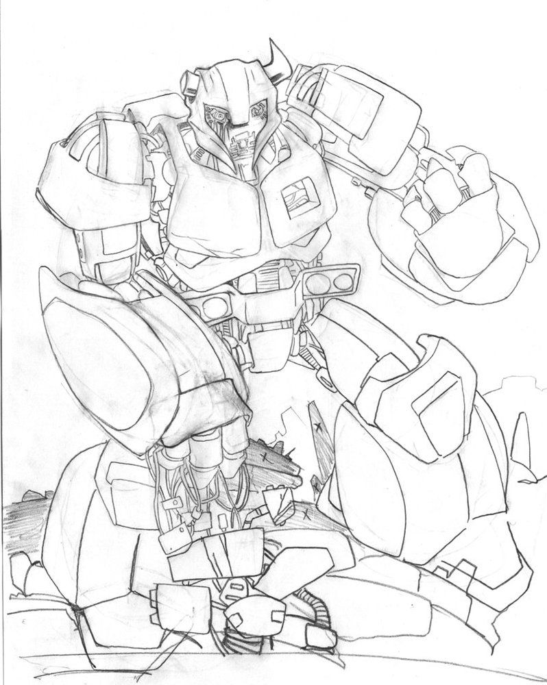 arcee transformers prime coloring pages - photo#17