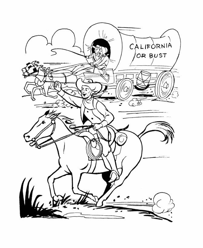 Printable Coloring Page Of A Gold Miner AZ Coloring Pages