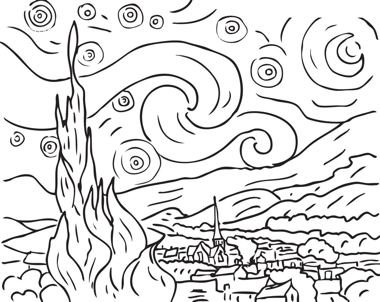 coloring pages for oder kids coloring home