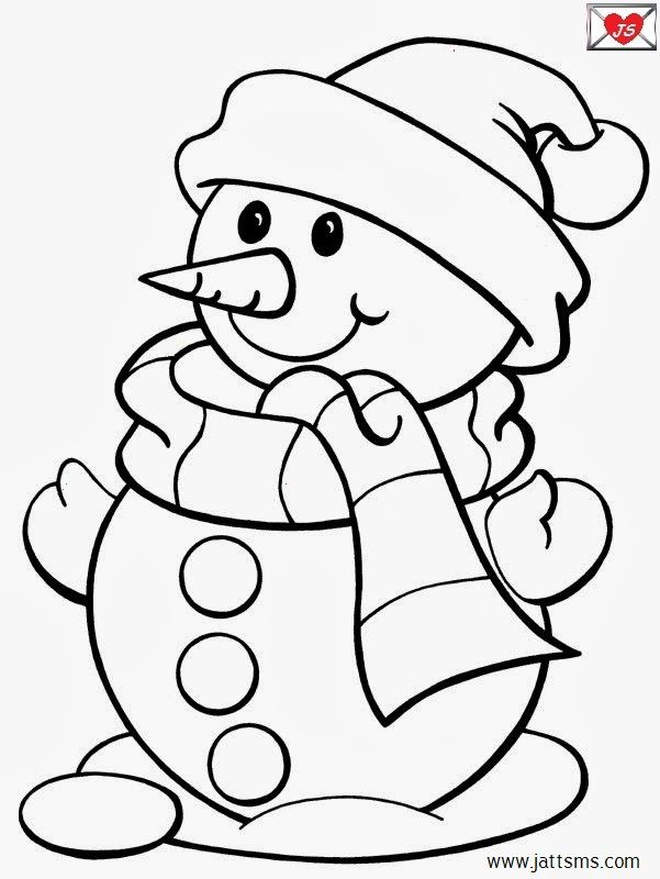 Merry Christmas Coloring Pages Free Coloring Home Merry Coloring Page