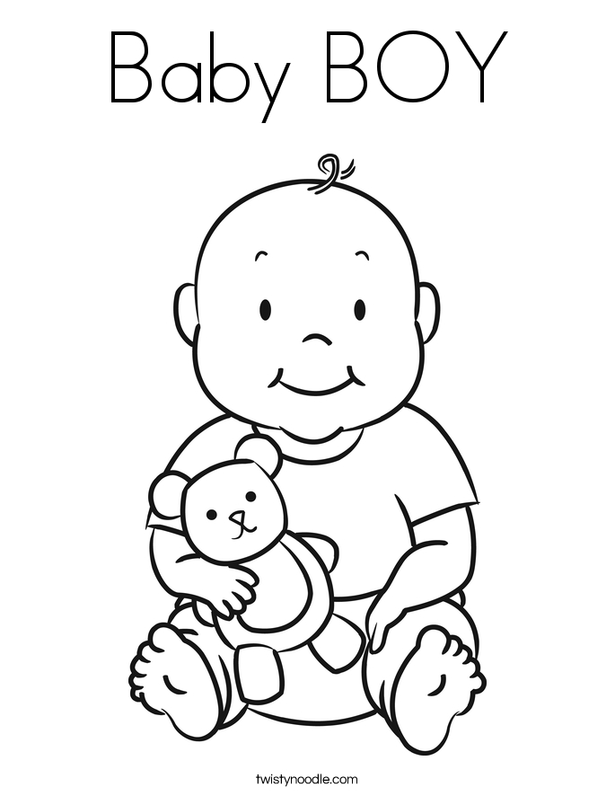 New Baby Coloring Pages Coloring Coloring Pages