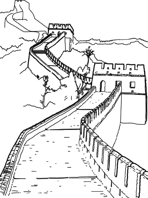 coloring pages china - photo#36