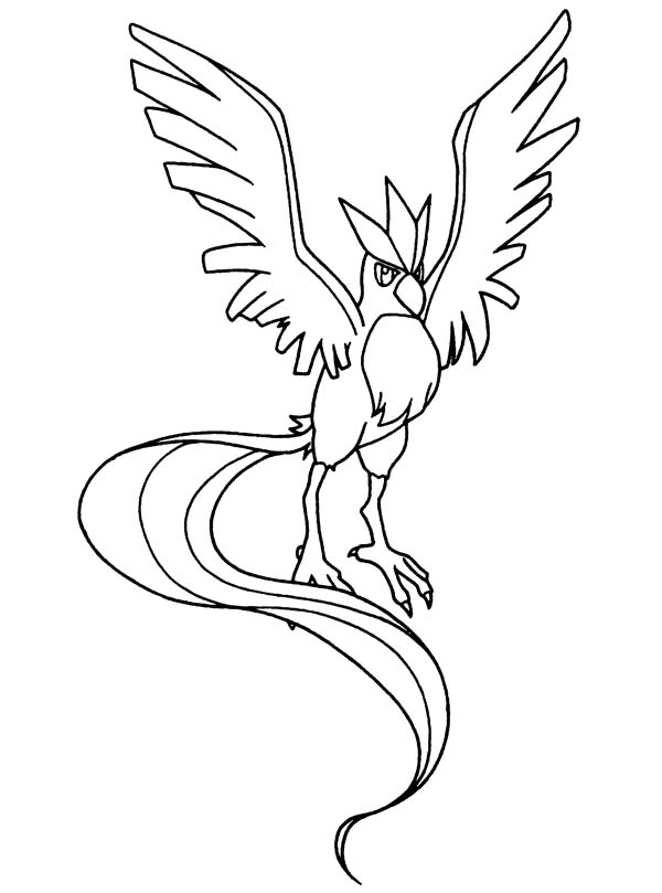 legendary pokemon coloring pages 30151 - Legendary Pokemon Coloring Pages