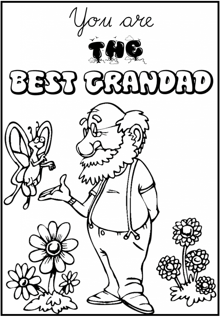 Father's Day Colouring Pages for kids ...themumeducates.com