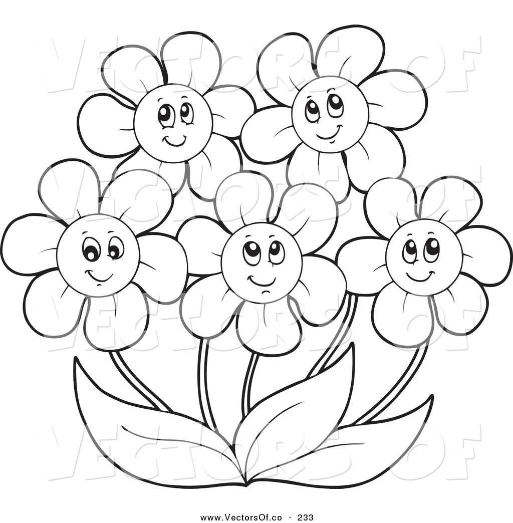 Simple May Coloring Pages AZ