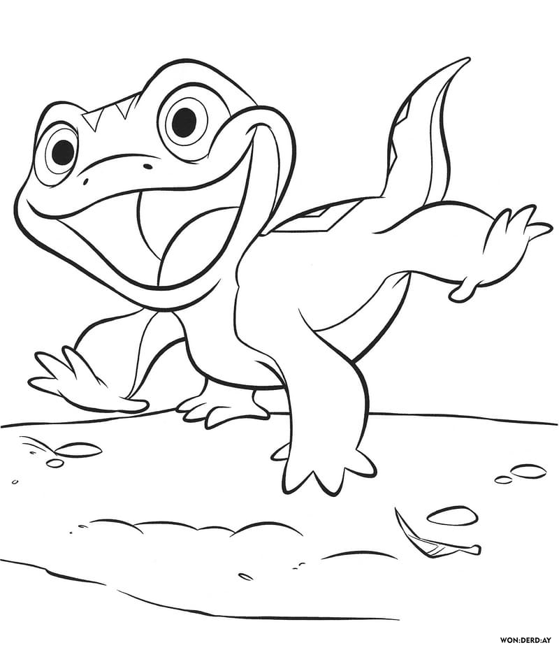 frozen ii coloring pages  coloring home