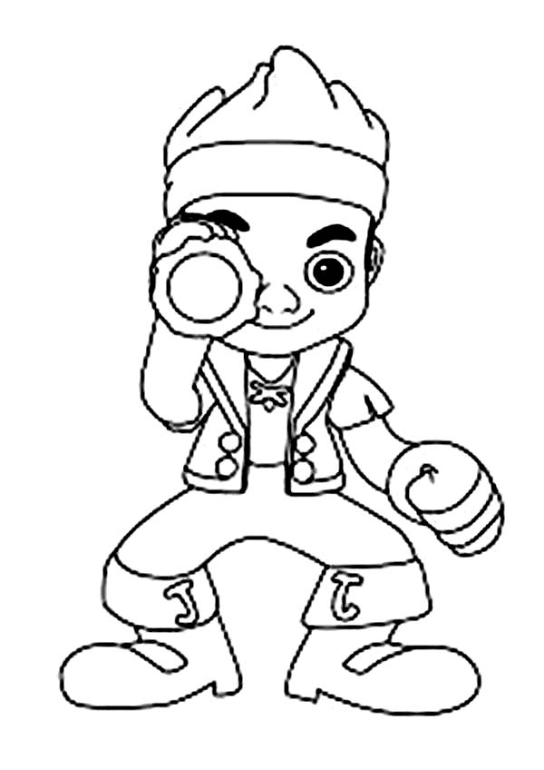 Coloring Pages For Captain Jake And The Neverland Pirates Jake And The Neverland Coloring Pages Free